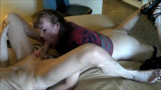 Mature Wife Enjoys Some Young Cock (Cuckold)